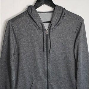 Under Armour Women's Gray Zip Up Jacket